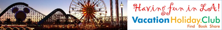 Have fun in LA with vacation holiday club